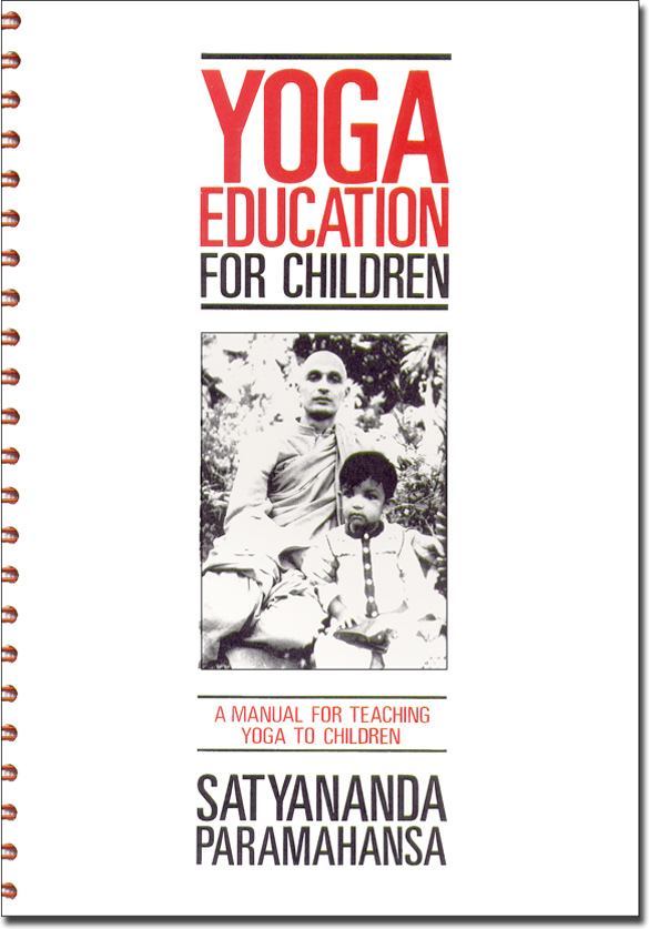 Yoga Education For Children (front cover)
