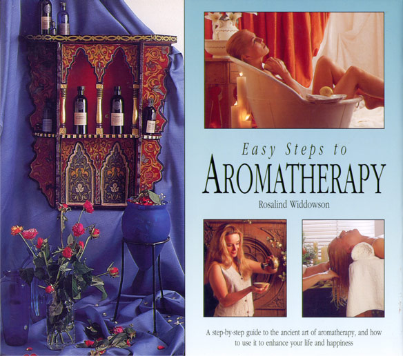Easy Steps to Aromatherapy (cover)