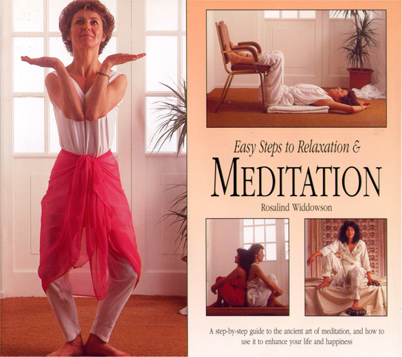Easy Steps To Relaxation & Meditation (cover)