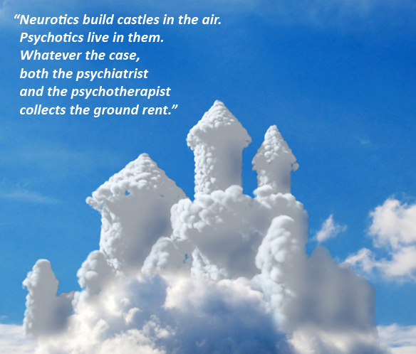 Neurotics quote